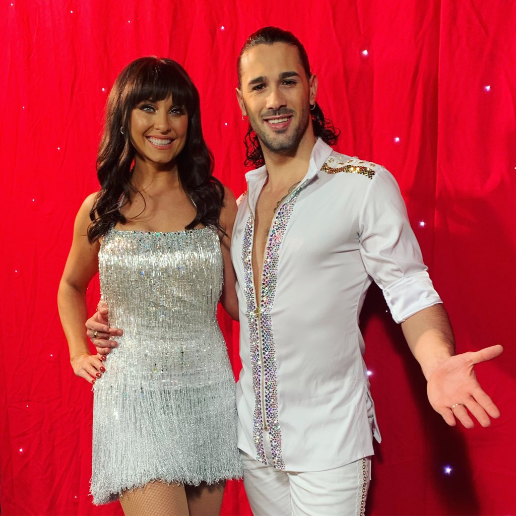 Let's do this PARTNER!!👑 last 2 shows in Birmingham ❤️ @theemmabarton @SCD_Live_Tour