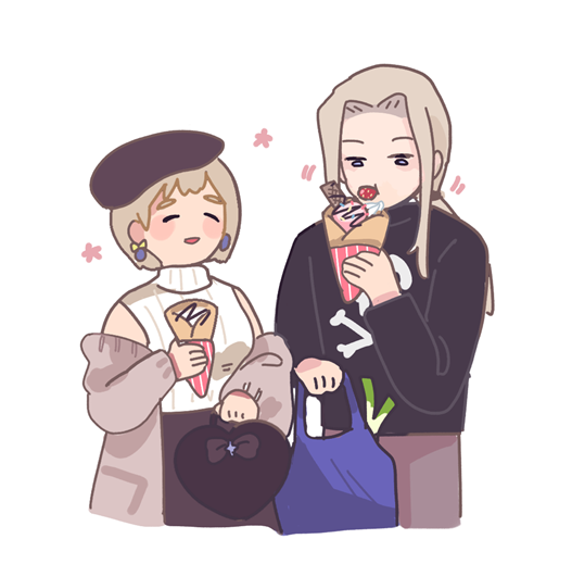 Also Mercedes having good time with her lil bro, idea also from the friend of mine #fe3h<br>http://pic.twitter.com/Ig0HgPNMQN