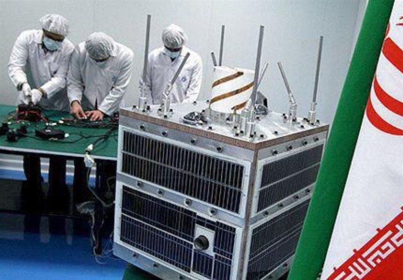 """Iran's Minister of Information and Communications Technology said the new homegrown """"Zafar"""" satellites are ready to be launched into orbit. <br>http://pic.twitter.com/dpaigJzCAO"""