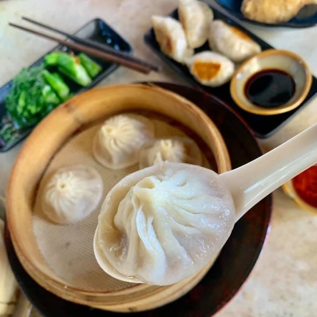 What's the difference between magic and #dumplings - absolutely nothing. #enterthechow #farmtotable #chinesefood #dimsum #atxbrunches #keepaustineatin #dimsumsunday #eateratx #opentable #atxdimsum #staylocal #dumplings #atxfoodie #do512 #365thingsaustin #austin360eats #atxpic.twitter.com/PN8Y8wM7V9