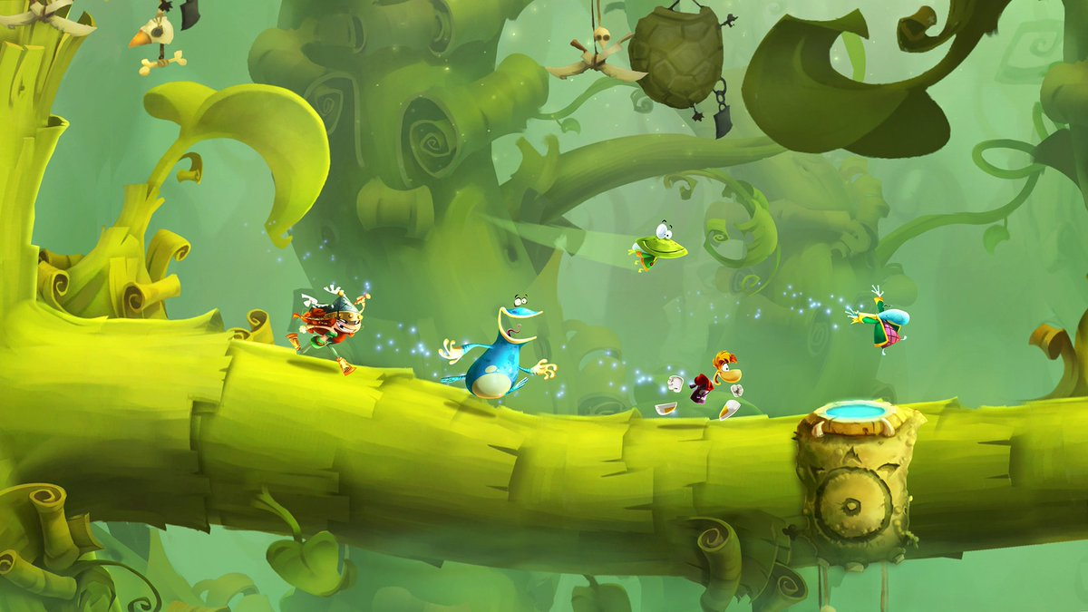 test Twitter Media - Save the Teensies! Multiplayer platformer Rayman Legends is currently $4.99 at PS Store: https://t.co/Bh4l9Lj33e https://t.co/QJhAJmjyHj