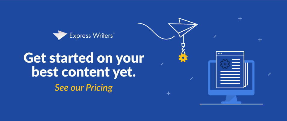 We create ready-to-publish online content for agencies and marketers. Everything you need, from blogs to emails and web pages.  See our Content Shop: https://ift.tt/2ZV3K9zpic.twitter.com/WWNiN3UPJa