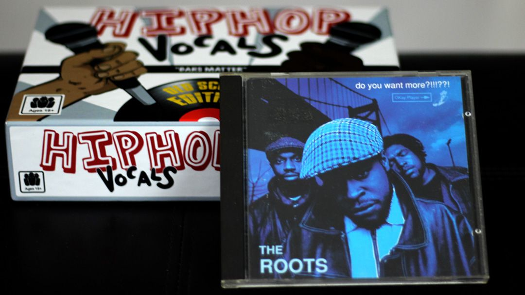 We couldn't create a game without this legendary band and most underrated MC in Hip Hop.  All Roots songs included are at least 4 points due to Black Thought's level of difficulty. #oldskool #hiphop #oldschoolhiphop #90shiphop #90shiphopjunkie #hiphopheadpic.twitter.com/OWsvCeIlOS