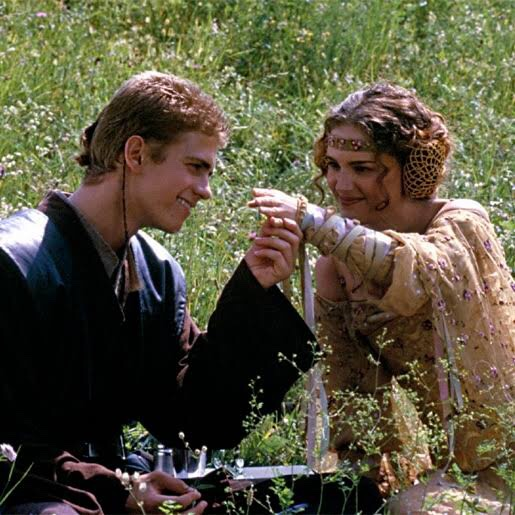 the way i've not watched a single film of the pew pew spaceships series but i KNOW these two are soulmates forever and ever after till death does them apart and even after that...<br>http://pic.twitter.com/KMT8SHCib1