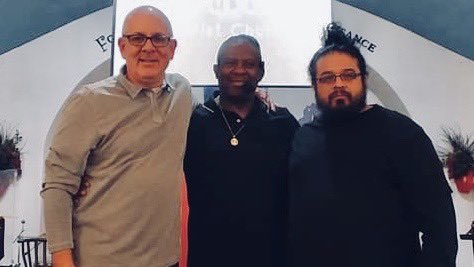 The journey continues...Reconciling, Repurposing, & Reclaiming the Gospel of Love and Unity. @Citychurch7 #gospel #kinship #truth #power #perspective There's no stopping us now!pic.twitter.com/JpKVdYkLcl