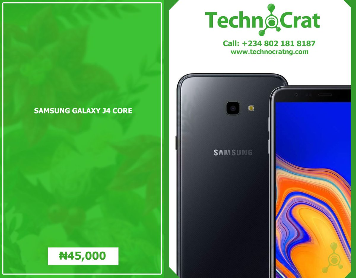 Samsung J4 Core  #technocratng #gadgets #technology #tech #gadget #iphone #instatech #electronics #techie #instagood #gadgetshop #technews #apple #android #device #samsung #iphonex #wirelesspic.twitter.com/aoa6yantcS