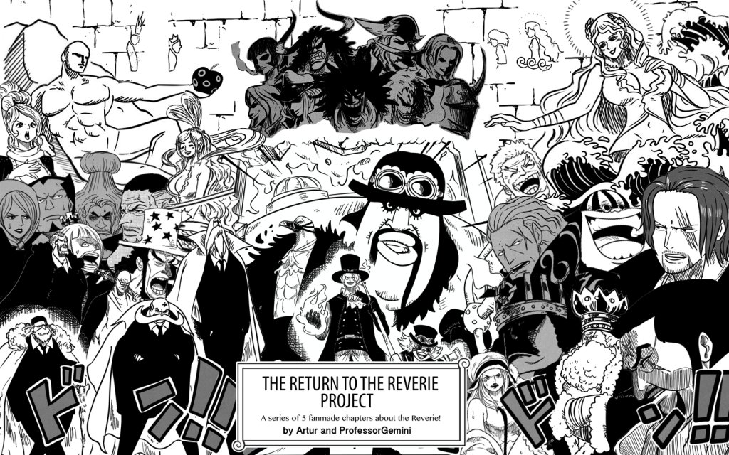 """The project I've been teasing for so long is the """"Return to the Reverie""""! A fanmade spinoff consisting of five whole chapters, written by me and drawn by @TinaFate1 , depicting the offscreened events at the Reverie! Learn more here: http://thelibraryofohara.com/2020/01/19/announcing-the-return-to-the-reverie-project-a-five-chapter-fanmade-spinoff/…pic.twitter.com/2IhirDHQ6Y"""