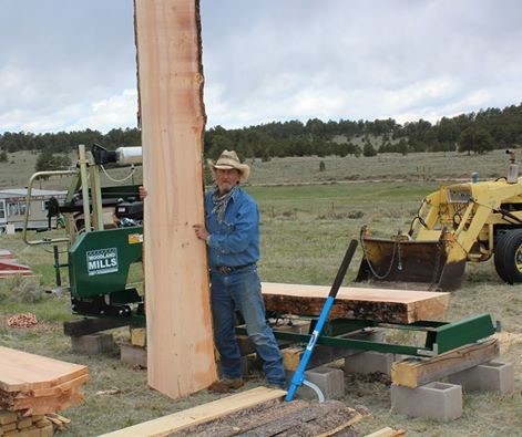 "Looks like that 130MAX is a nice mill--- folks like the tall boards--- here's some tall Doug-Fir off my ""old"" HM 130. Dave  #hm130 #sawmill #woodlandmills #slab #slabs #woodwork #douglasfir #custommade #furniture #woodworking #wood #forestry   https://soo.nr/6kp5 pic.twitter.com/s3Gwu2PTaA"