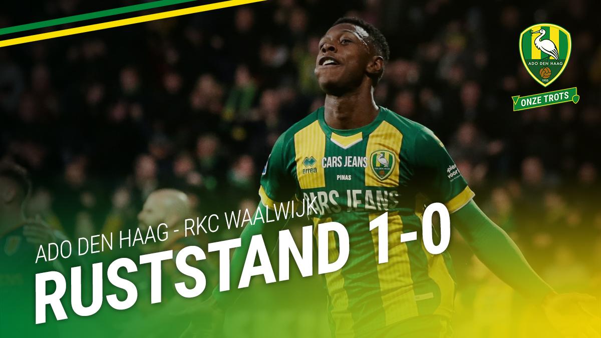 Full Time Ado Den Haag 2 0 Rkc Waalwijk Netherlands Eredivisie January 19 2020 Football365