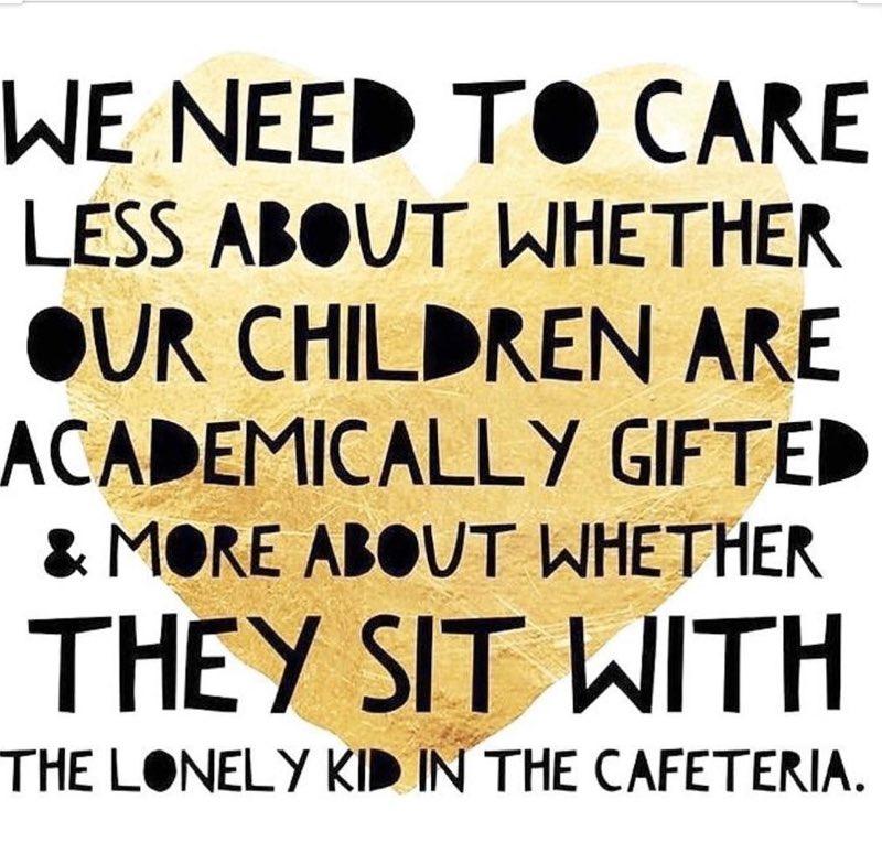 Parents & Teachers, how can we really teach compassion?