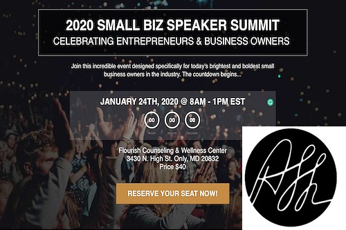 Do you attend quality events?  Join us at the Flourish Counseling and Wellness Center in Olney MD on Jan 24th @8 AM https://financialchakras.clickfunnels.com/2020-small-biz-summit… | http://www.ashshukla.com #holistic #yoga #meditation #Mindfulness #selfimprovement #entrepreneurpic.twitter.com/z3HI9Qa4z8