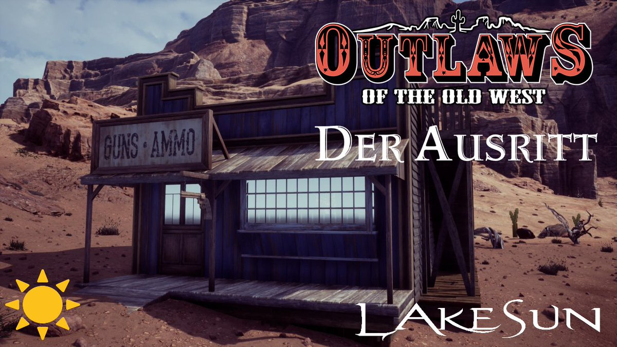 Auf auf und davon🤠 #OutlawsoftheOldWest Folge 24 ist online Viel Spaß und lasst mir gerne was da.   #Gameplay #smallyoutubercommunity #GermanMediaRT #YouTube #LakesunGaming #Youtuber #twitchstreamer #StreamerNetwork #StreamAcademy #SupportSmallStreamer