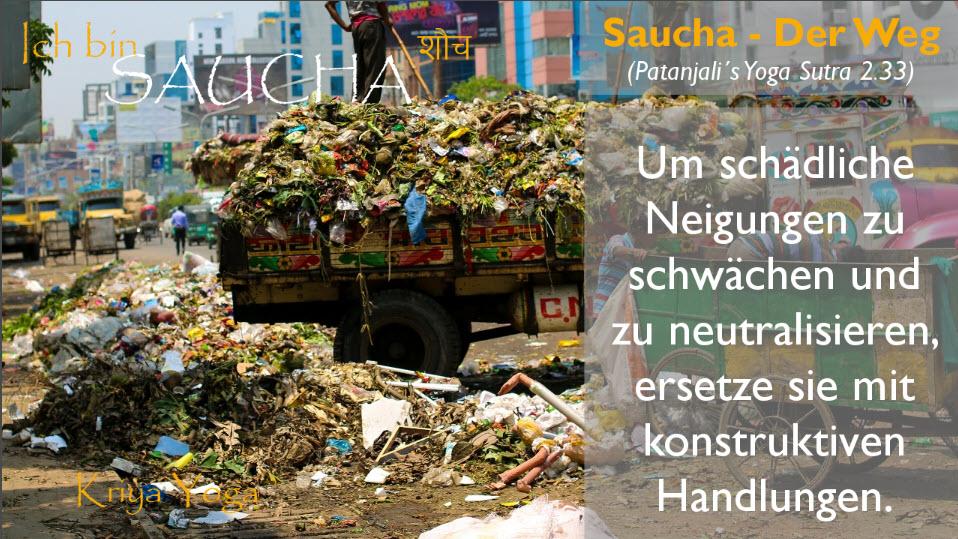 #saucha bedeutet innere und äußere Reinheit und Klarheit sattwischer Einflüsse. #kriyayoga - video und meditation auf #youtube https://youtu.be/gF56yr8DSScpic.twitter.com/7u7uFheOyH