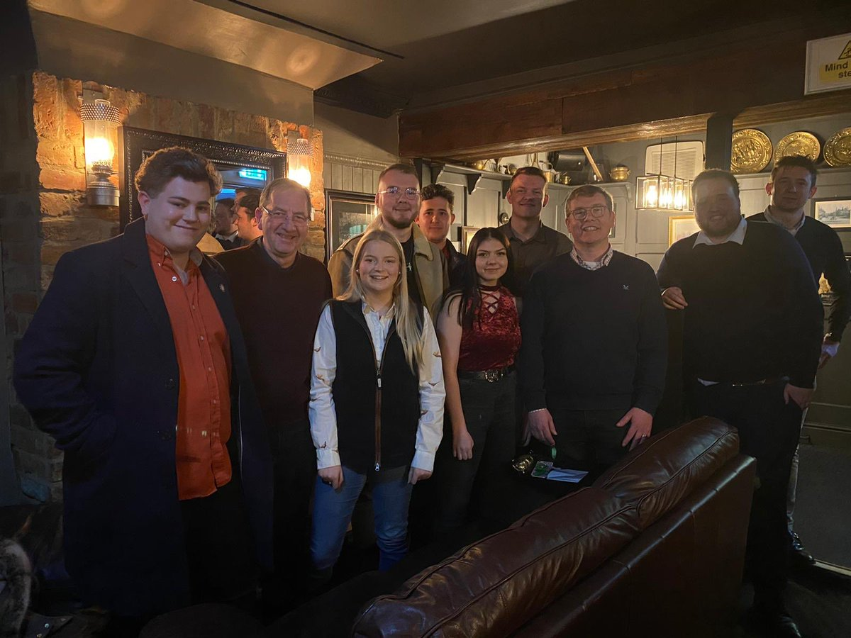 Amazing turn out at our relaunch event last night! We are also very proud to announce that the South Durham YCs now includes under 30s in the Bishop Auckland constituency as well. We elected a new executive committee last night who will be introduced very shortly  <br>http://pic.twitter.com/ZoB8Y6cwkM