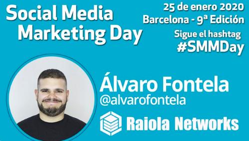 Si quieres aprender a optimizar tu WordPress , ¡no te pierdas la ponencia de nuestro boss @alvarowpo en el #SMMDAY @SMM_Day!http://smmday.es/barcelonapic.twitter.com/UOBaogmaZJ