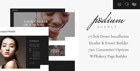 Podium v1.1.2 – Fashion Model Agency WordPressTheme https://getfreewp.com/podium-v1-1-2-fashion-model-agency-wordpress-theme/…pic.twitter.com/9653UDMqPY