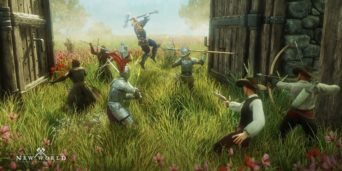 Amazon MMO New World Makes Big Changes to Open-World Player Killing  https:// buff.ly/37bC9F8     <br>http://pic.twitter.com/Qi4Wop79e1