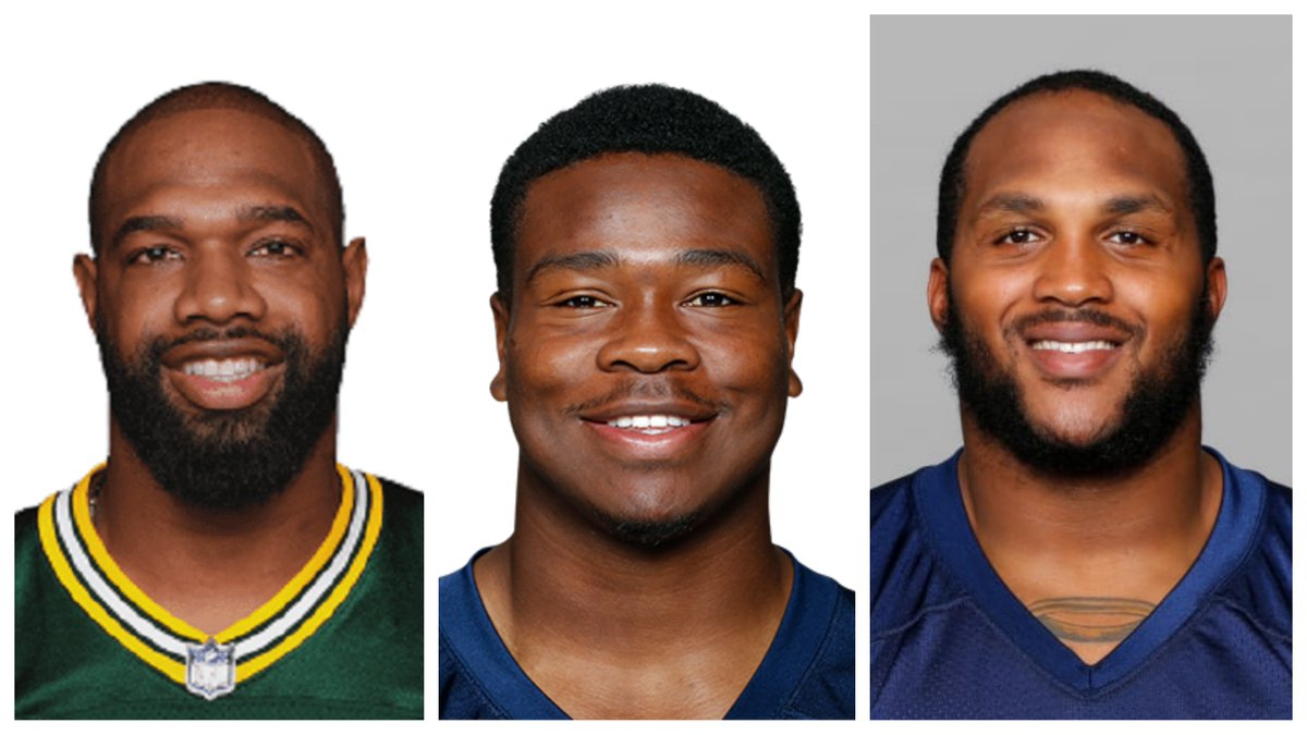 Three Long Beach Poly football alums are playing on championship Sunday for a shot at the Super Bowl! Good luck to the Long Beach guys