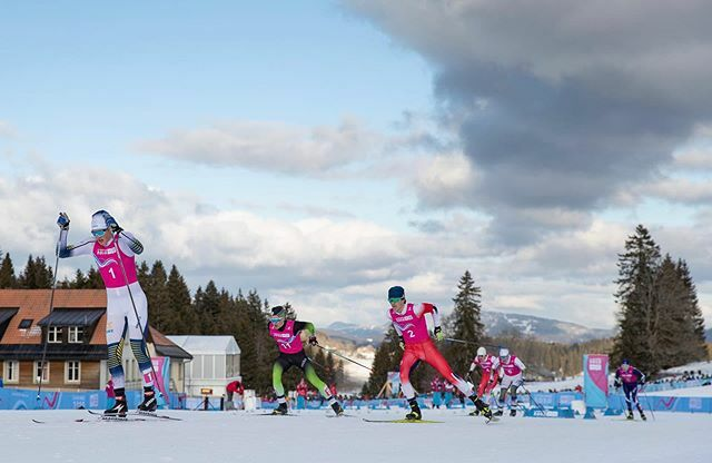Day 10: Cross Country Sprint | 19.01.2020 |  for @oisphotos | @youtholympics @lausanne2020 @iocyoungreporters #lausanne2020 #iocyoungreporters #crosscountryskiing https://ift.tt/3aoE2QHpic.twitter.com/Gs0fgLxr8r