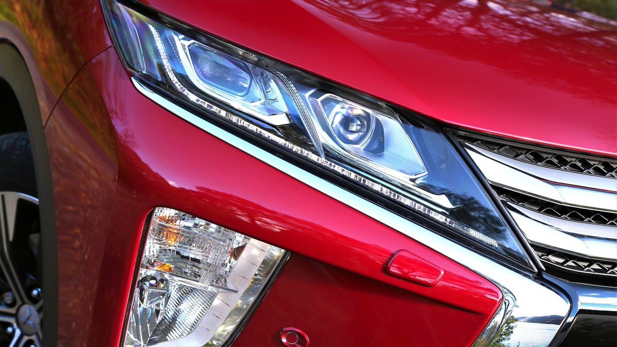 Did you know that the #EclipseCross features Automatic High Beam?   So when you need to concentrate on the road ahead you'll have one less thing to think about as it switches the headlights for you when a vehicle is detected ahead.  Find out more at: