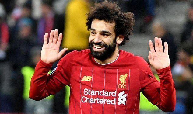 @FootballFunnnys's photo on Mo Salah