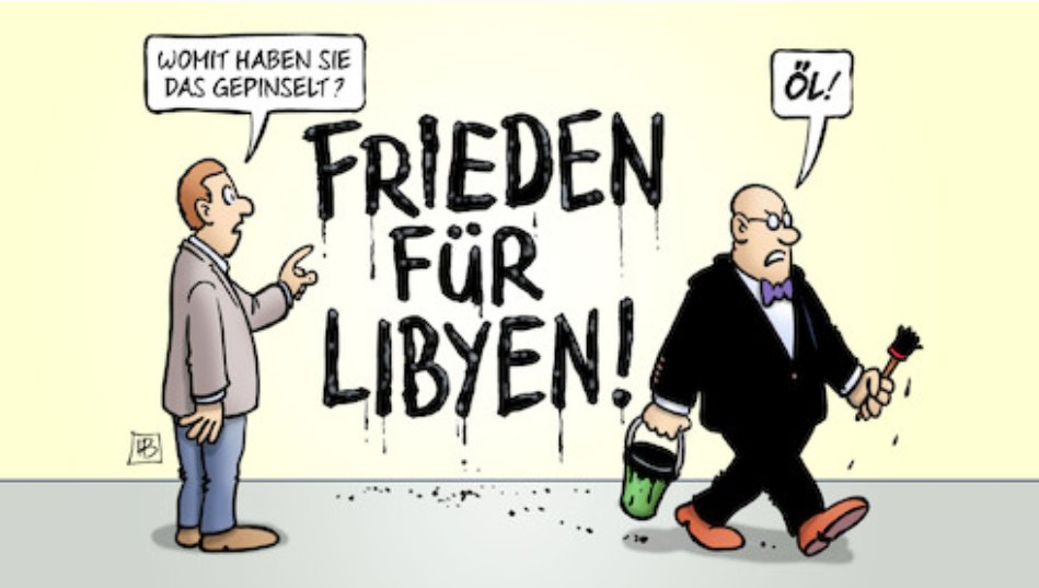 #LibyenKonferenz