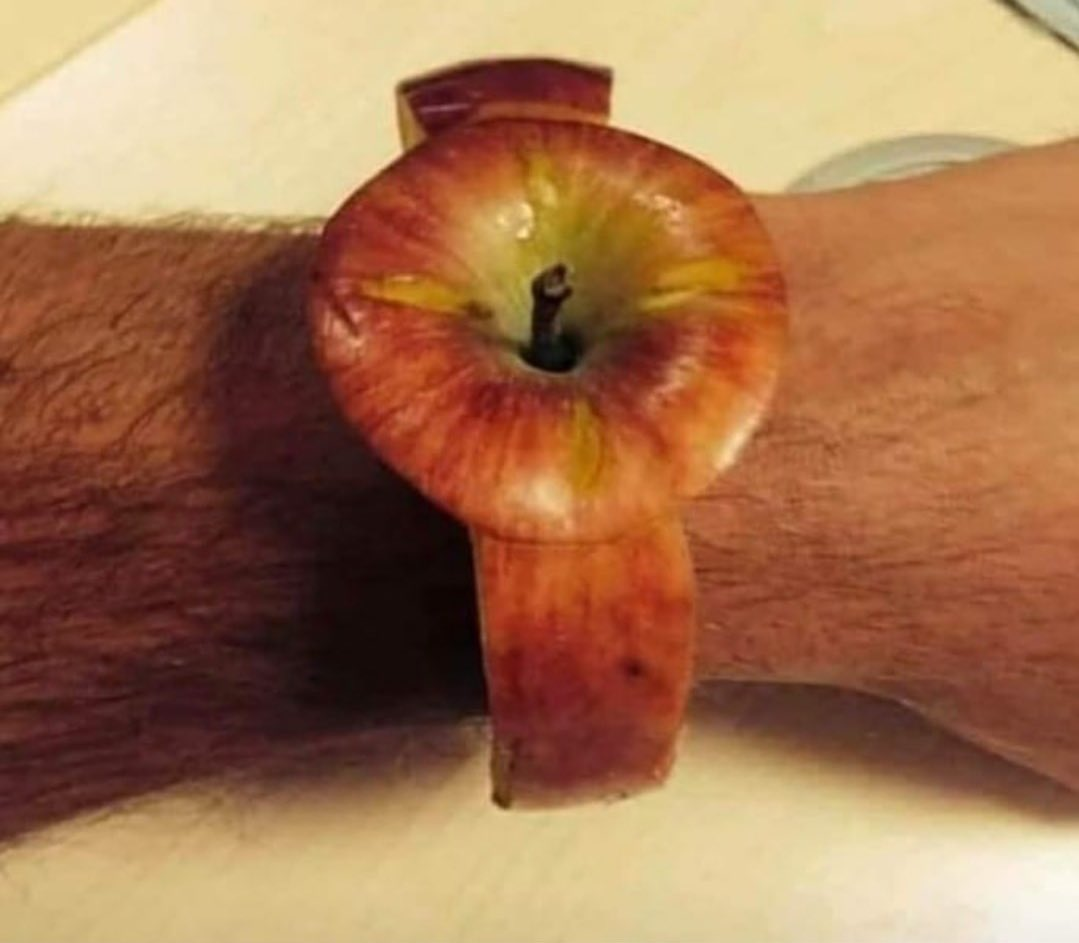 Apple Watches Real Cheap At Your Local Market😜