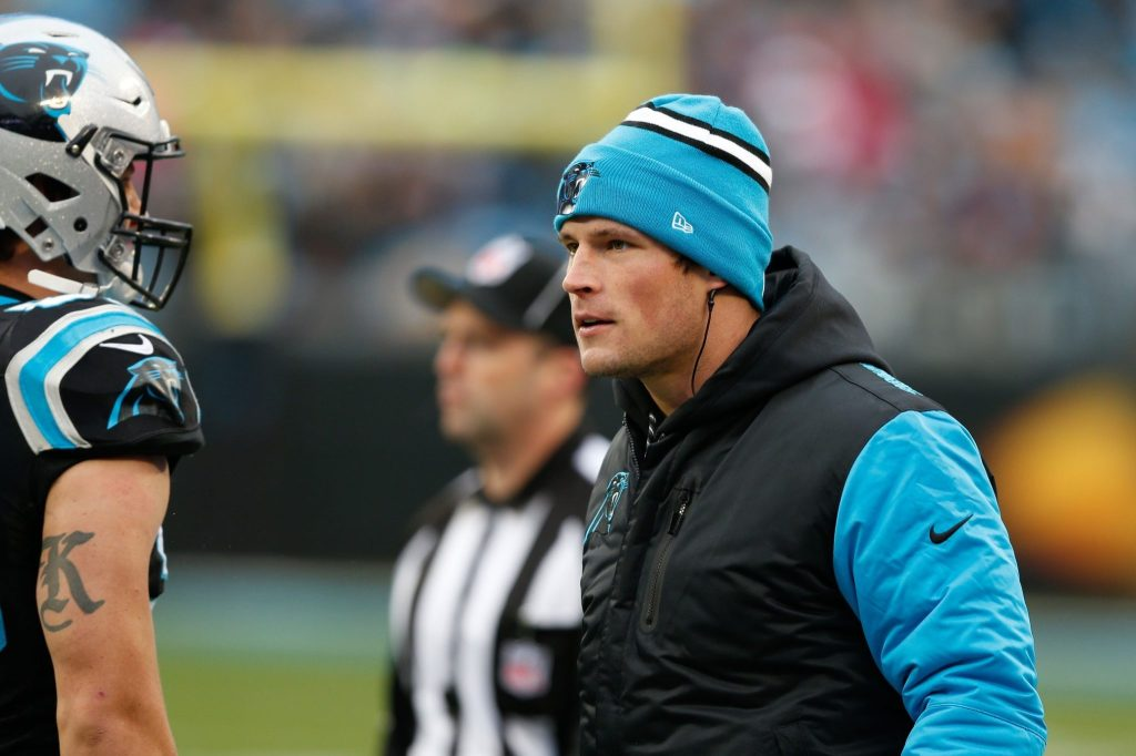 Luke Kuechly Interested In New Role WithPanthers http://bit.ly/36eCB4c