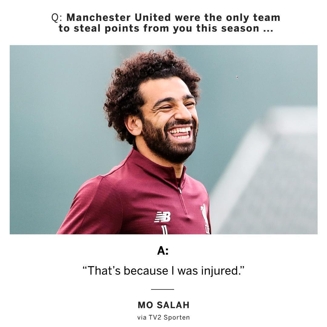 @Mobyhaque1's photo on Mo Salah
