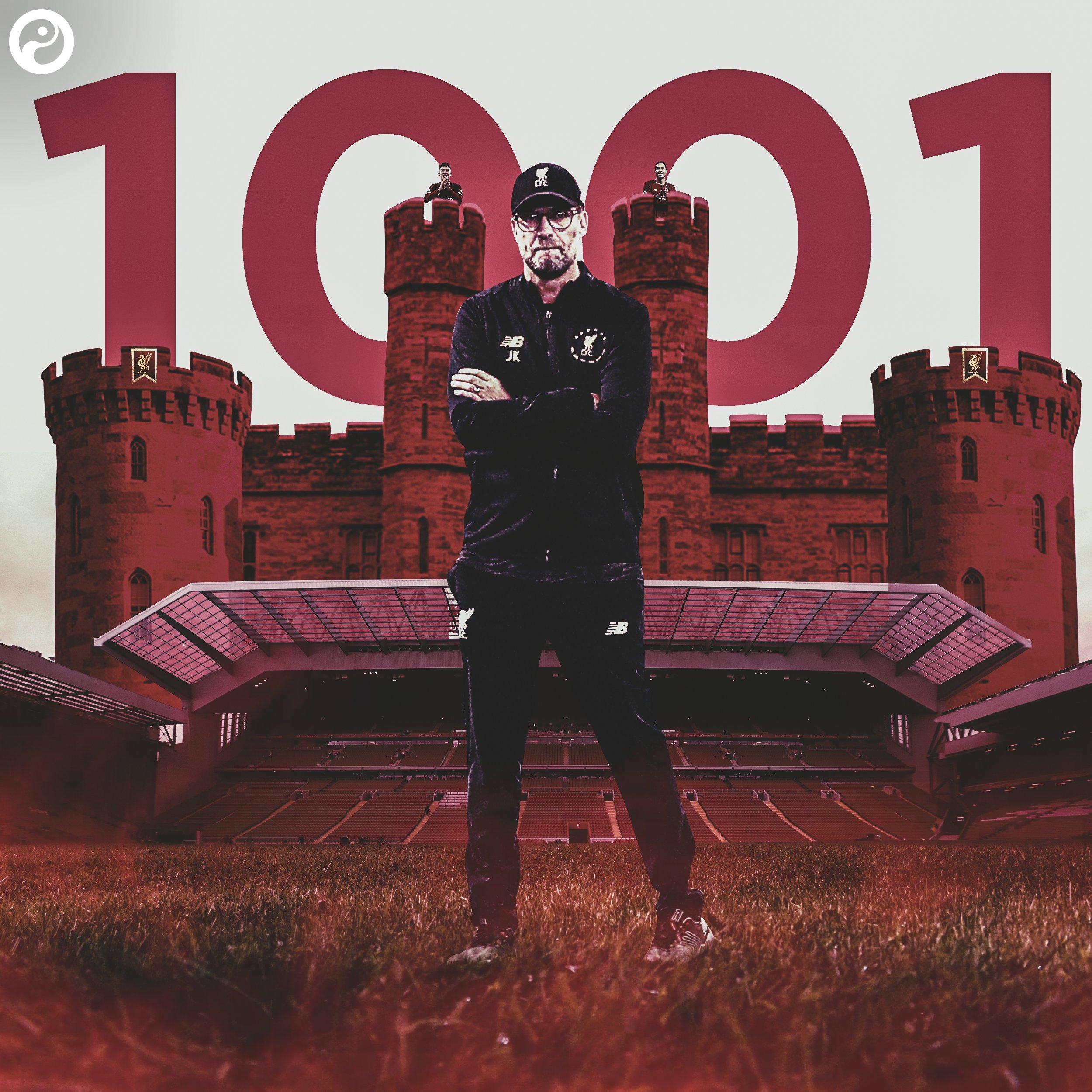 Ливерпуль не знает поражений в АПЛ на Энфилде уже 1001 день - изображение 1