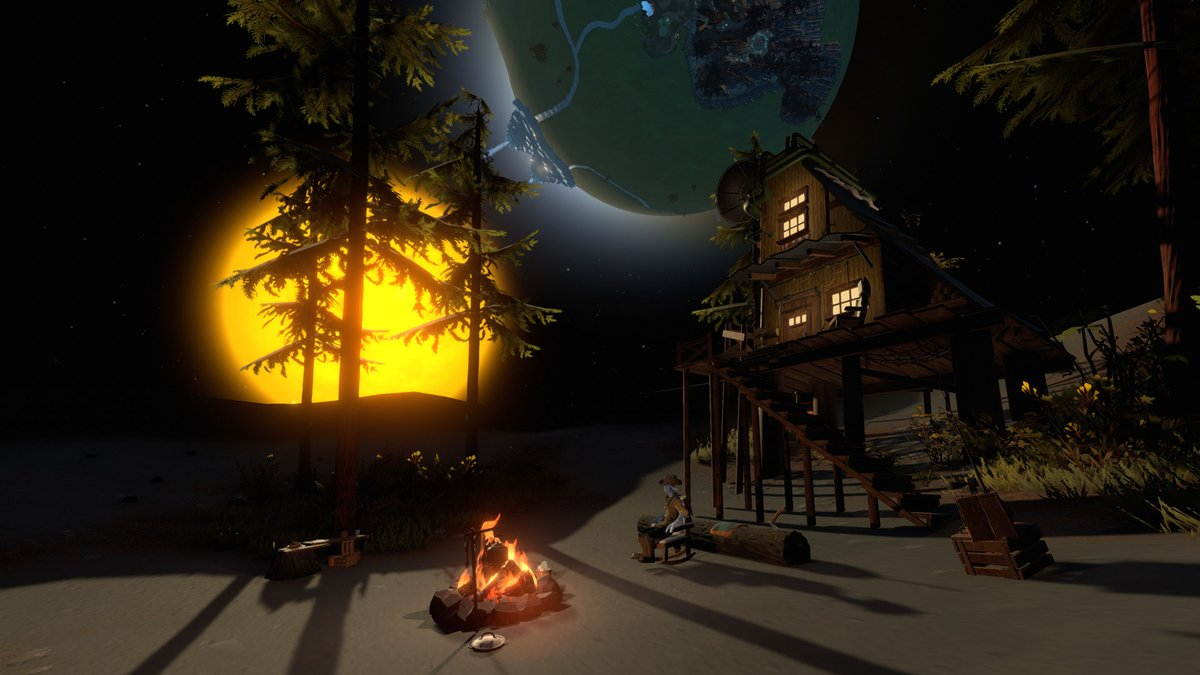 test Twitter Media - Explore the galaxy, one time loop at a time.  Blast off into Outer Wilds for 40% off at PS Store: https://t.co/xtlaifCffC https://t.co/OF1c3bHR2m