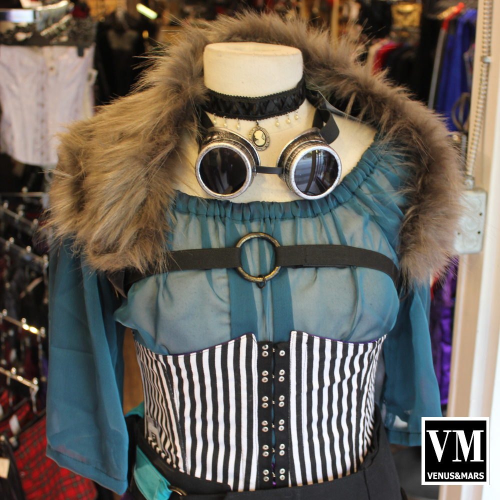 Got the January Blues? Try an under bust corset to lift  your spirits.  CLICK LINK to them check out our cinchers https://t.co/Q057Z6p8W7  #venusandmarsclothing #25yearsofvm #newyear #newbeggings #newyears #steampunk #steampunkfestival#steampunklady