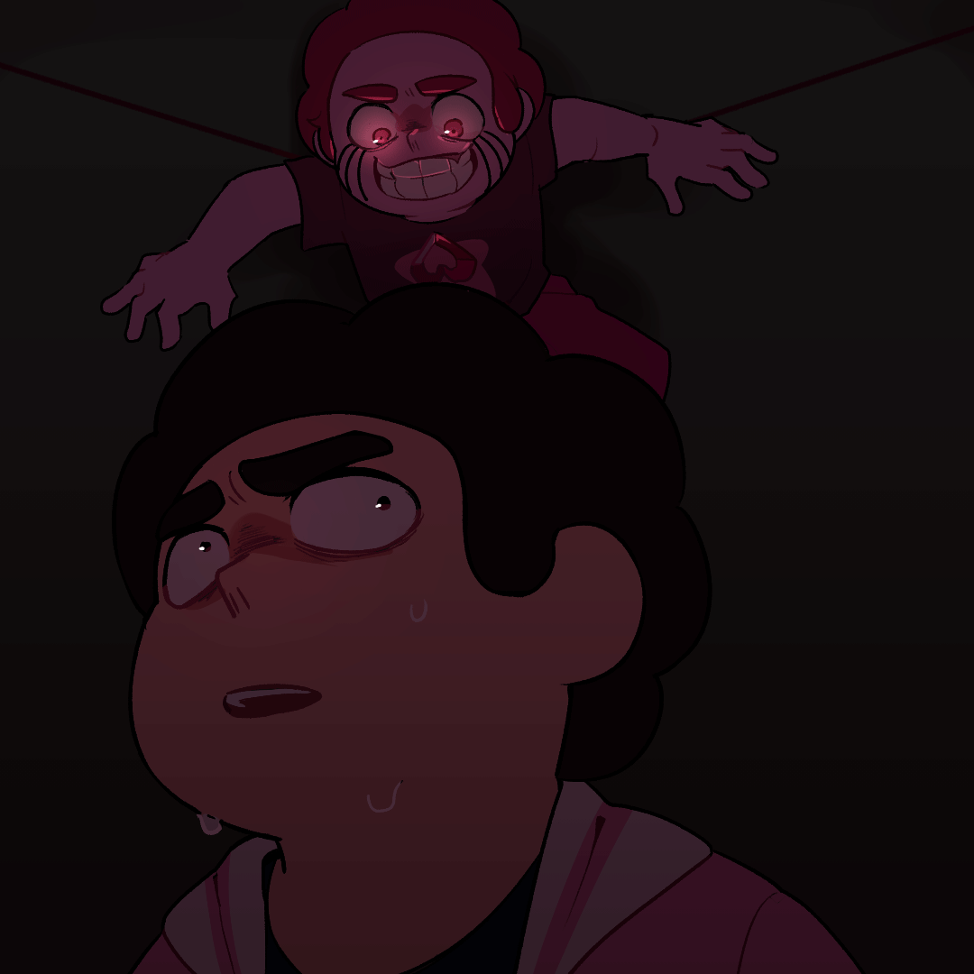 If Spinel did play Steven tag I guess she would just made the game 10x more terrifying while being a champion at it. Spinel design by: @thatonegummy #StevenUniverseFuture #StevenUniverse