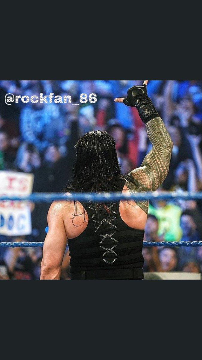 @WWERomanReigns  I loved your new picture,your number 1 in the world 💪💪💪💪💪💪👊#BelieveInTheFight   #WWE    #ThisIsMyYard #HisYard  #BelieveThat #TheGigDog #TheGuy  #RomanEmpire #Hero #SamoanFamily #SamoanDynasty