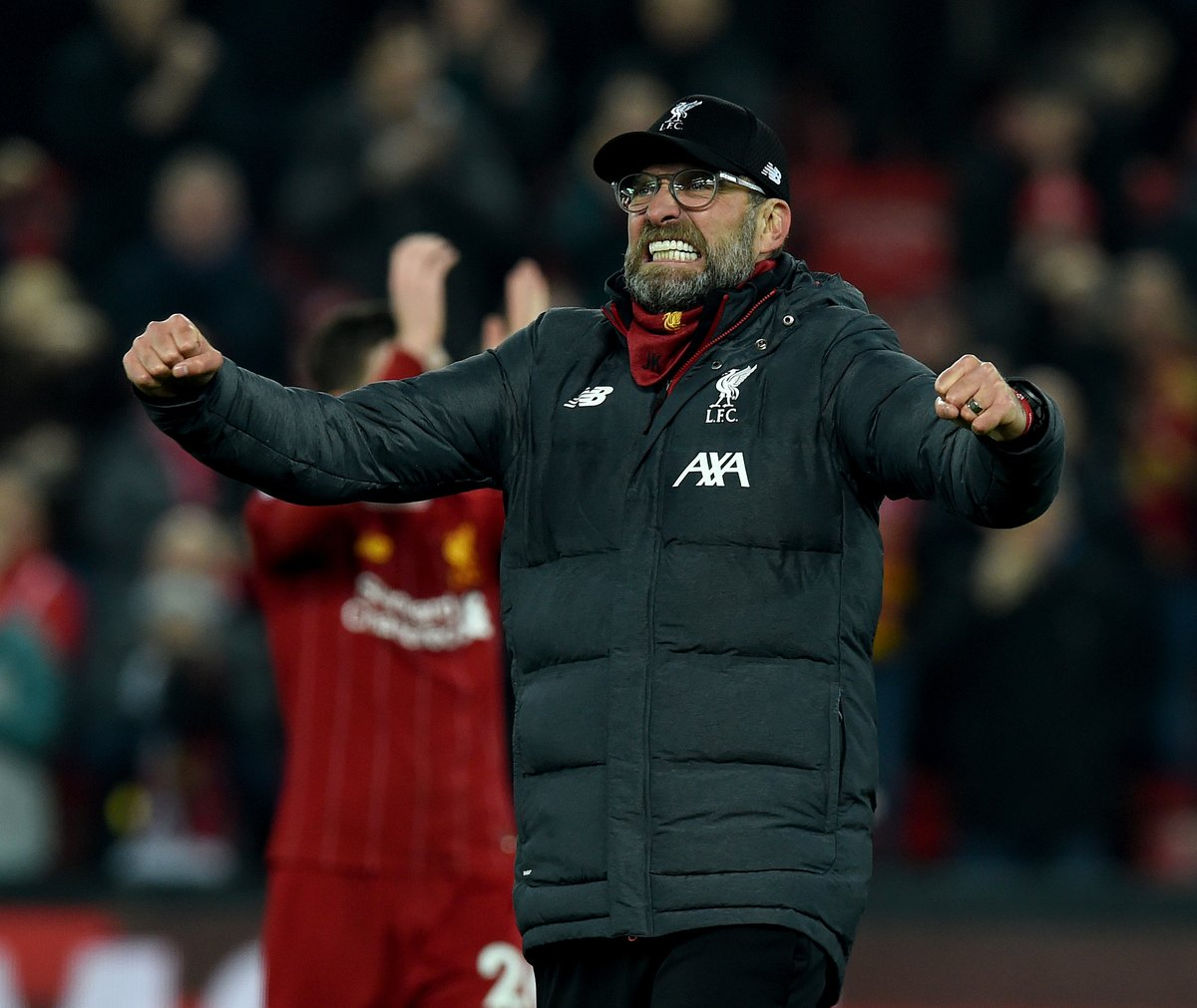Our 1⃣5⃣0⃣th win in all comps under the boss 🙌🔴