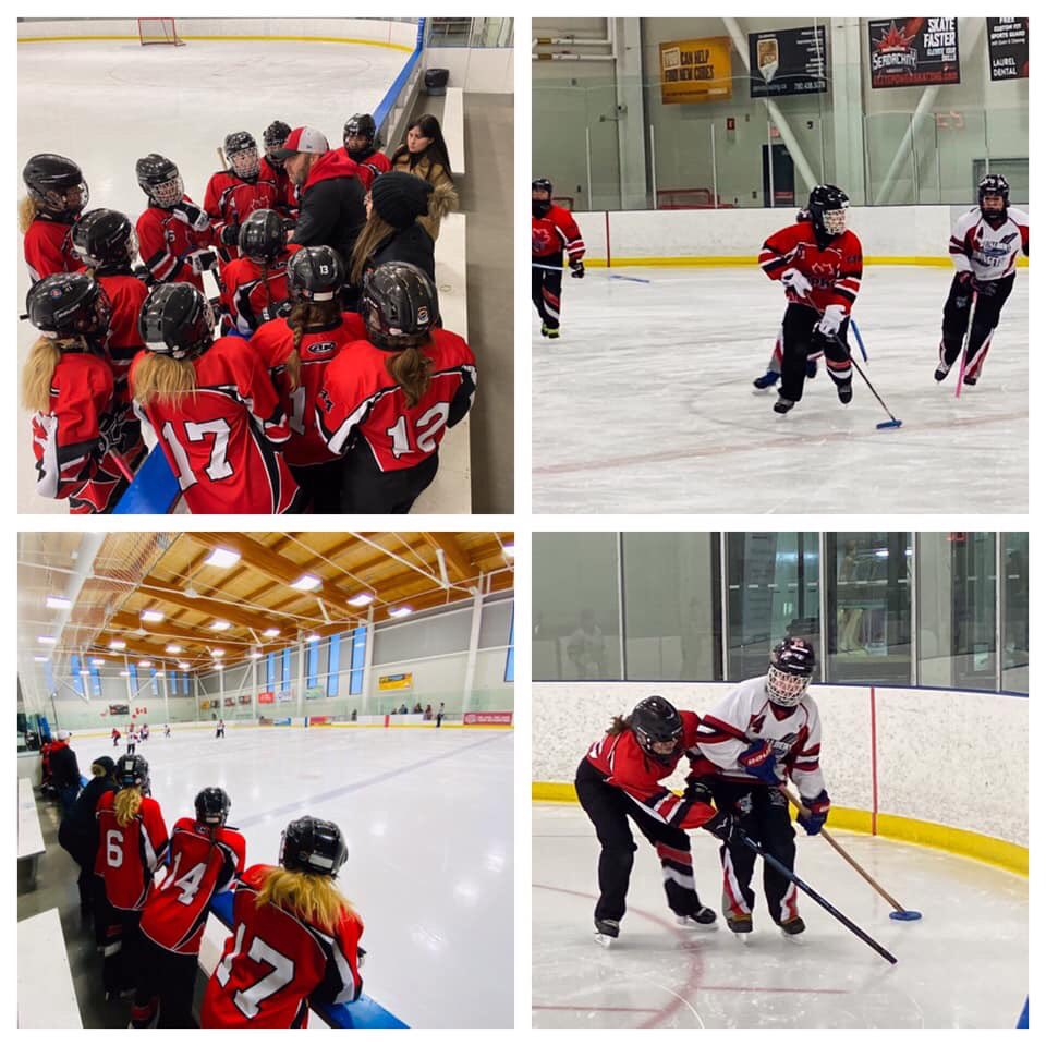 U14C Sizzle lost game 3 but won game 4 this morning!  They played hard and had fun in the Silver Ring! #spra #ringettetournament pic.twitter.com/Nmm8icpaEM
