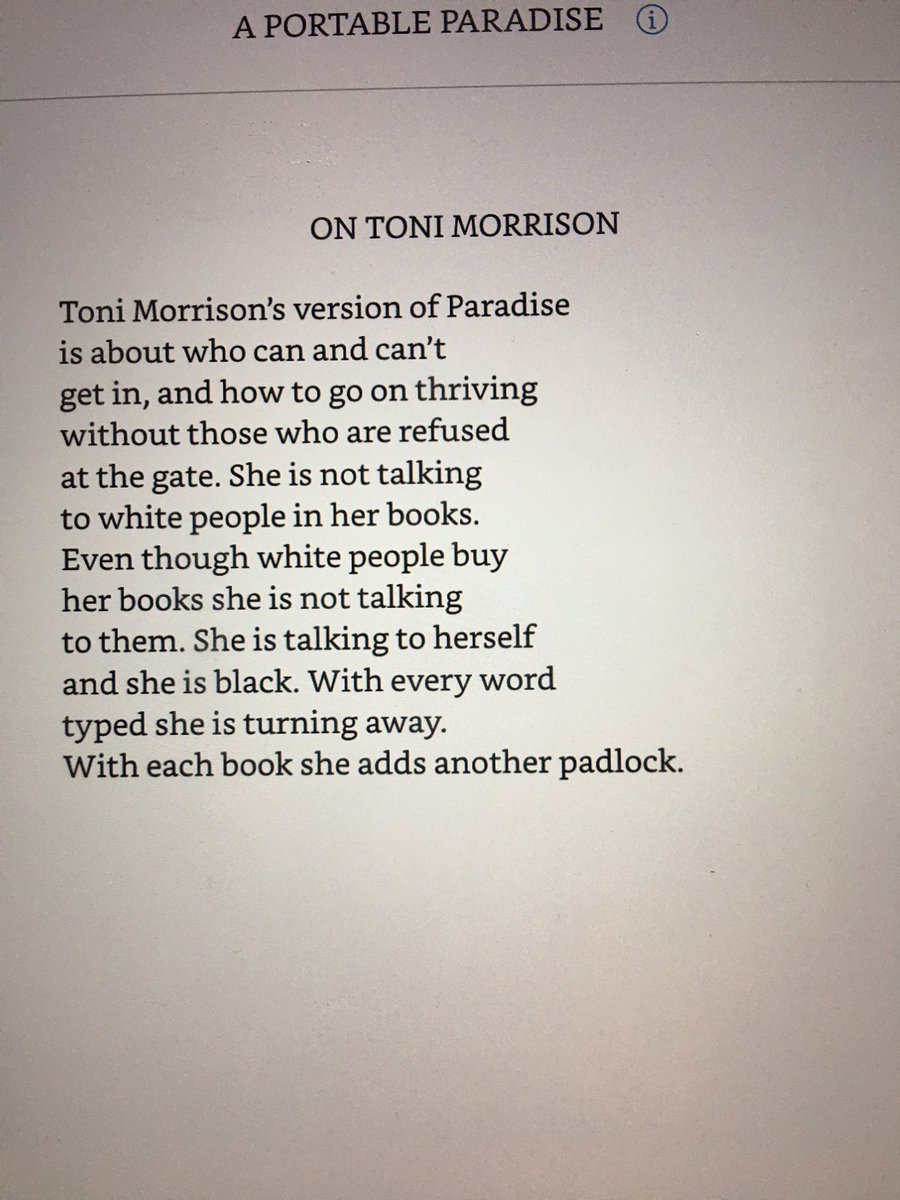 Two poems from Roger Robinson from: A Portable Paradise