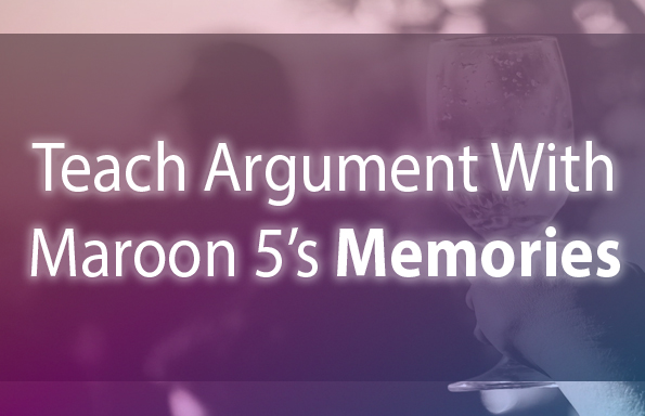 "Also, we're ridiculously excited about our these new lessons.  Use Maroon 5's ""Memories"" and Post Malone's ""Circles"" as complex texts to teach argument, comparative analysis, close reading... ALL the good stuff, really. #engchat #2ndaryela #aplangchat    https:// teachargument.com/product-catego ry/pop-culture/   … <br>http://pic.twitter.com/3vIrhjeH5u"