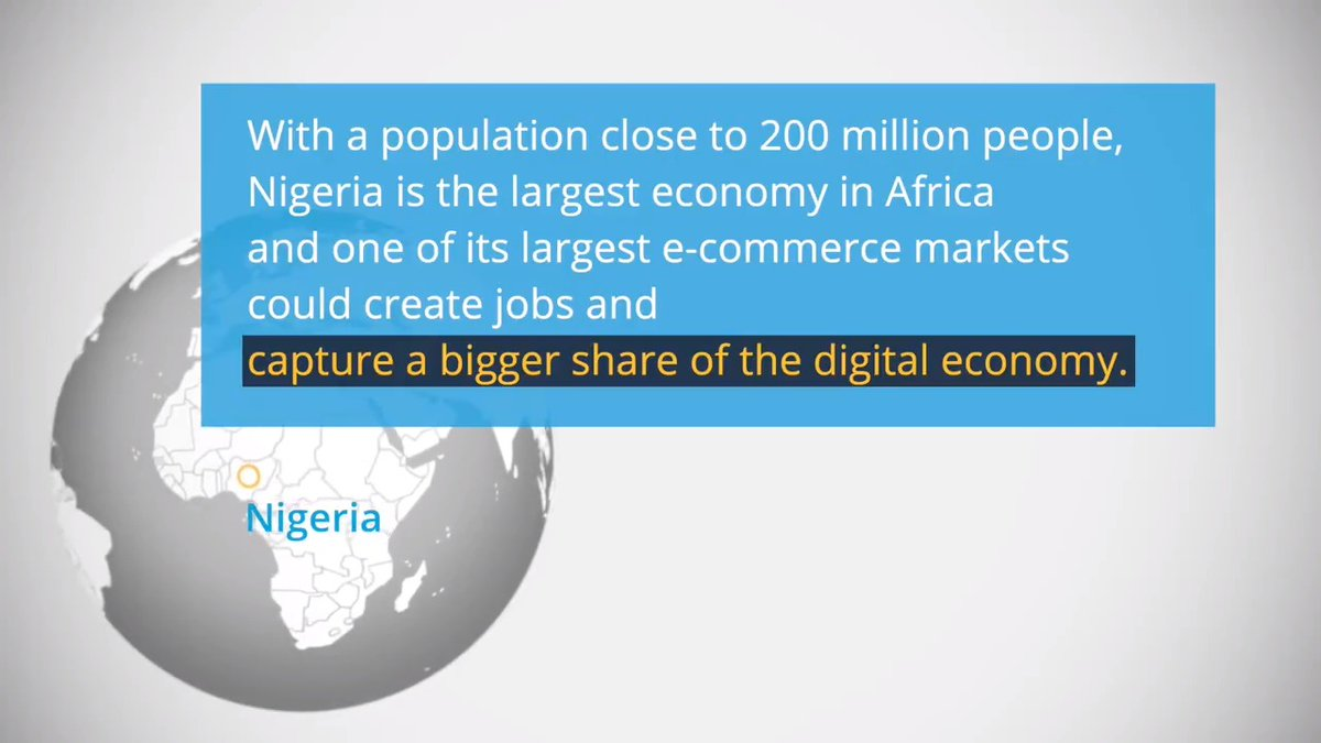 Meet the entrepreneurs leading digital innovation across Nigeria. Nigeria could become a digital powerhouse if its public and private sectors work together to build a solid foundation for digital growth and investment. #DigitalAfrica #Nigeria