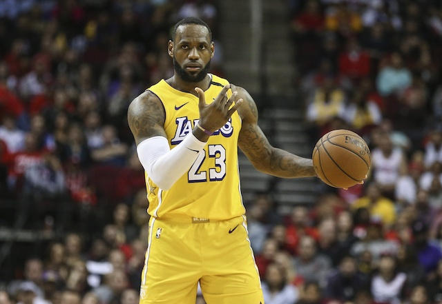 LeBron James' message to Lakers fans. https://www.lakersnation.com/lakers-news-lebron-james-calls-fan-support-against-rockets-on-road-humbling/2020/01/19/…