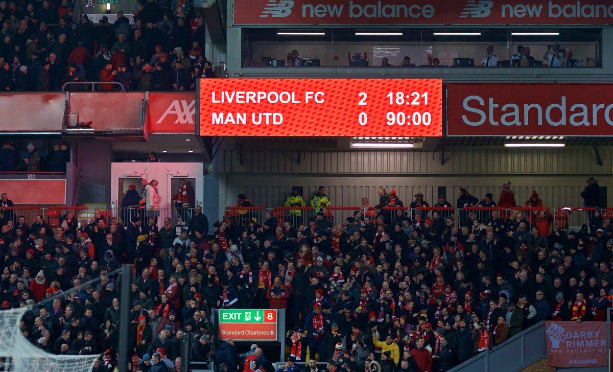 Liverpool FC @LFC