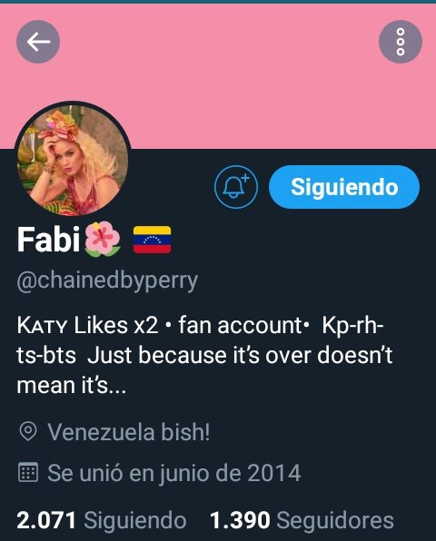 Today I lost my account, my fav mutuals, my +1300 followers, and most importantly my two likes by Katy 😔A losing today!#ConCalma #BestRemix #iHeartAwards