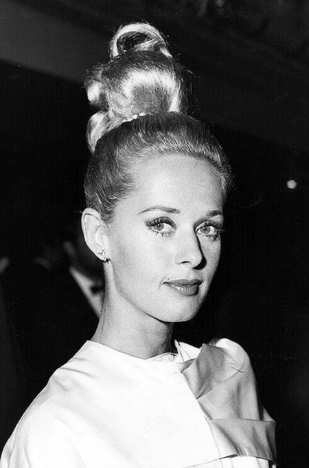 Happy birthday to the one and only Tippi Hedren.