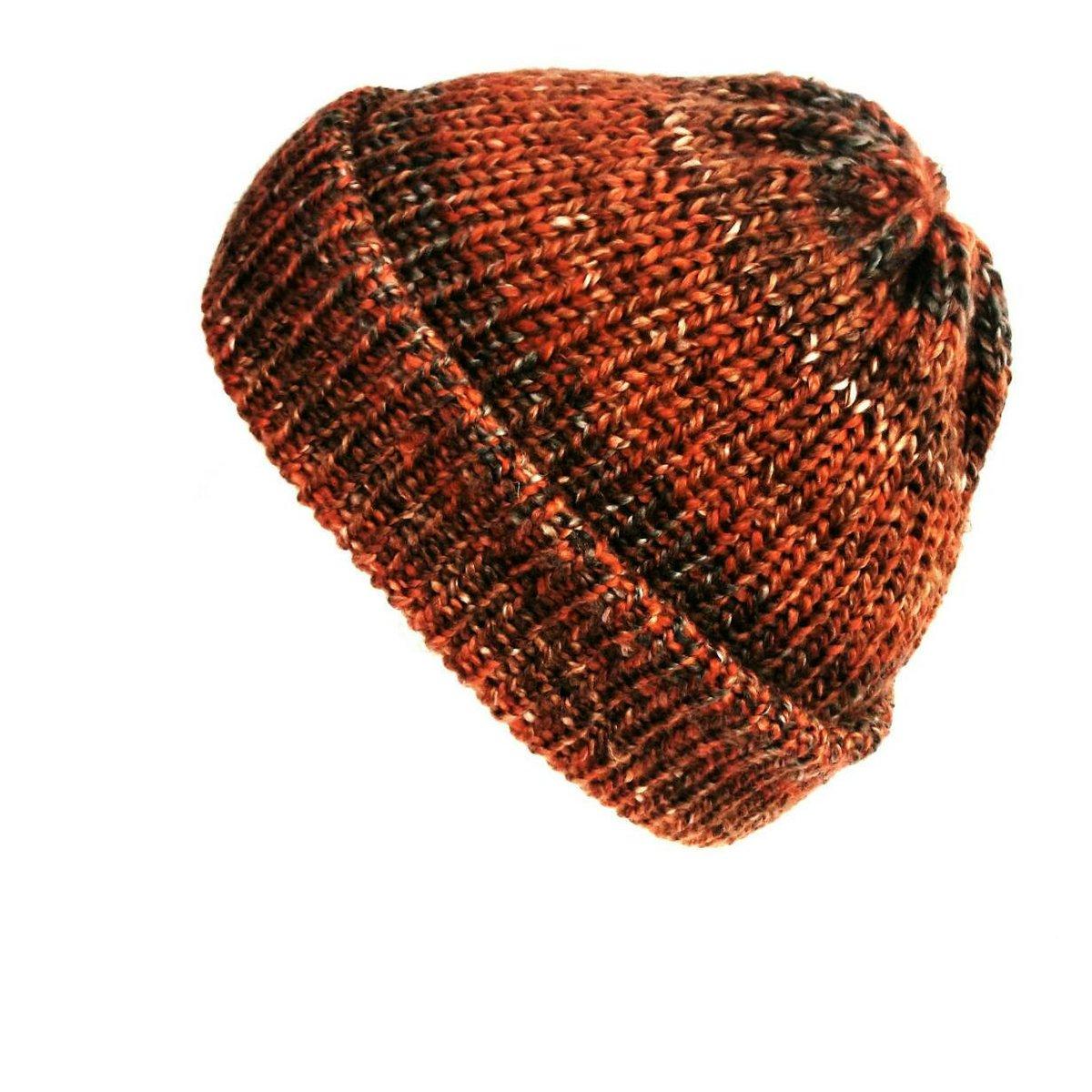 Burnt orange beanie, trawler beanie, cuffed beanie hat, soft vegan wool hat, knit skull beanie, winter hat for women, one size fits all https://etsy.me/2JDcl8d #Shopping #Knittedhats #Veganfashion #KnitSkullBeaniepic.twitter.com/Vgj1xkyf81