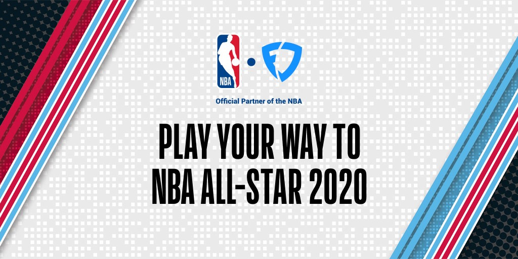 FanDuel is giving you the chance to go to the NBA All-Star 2020 for FREE!   Draft your team and Play FREE every night through February 2nd at  http://nba.com/win.