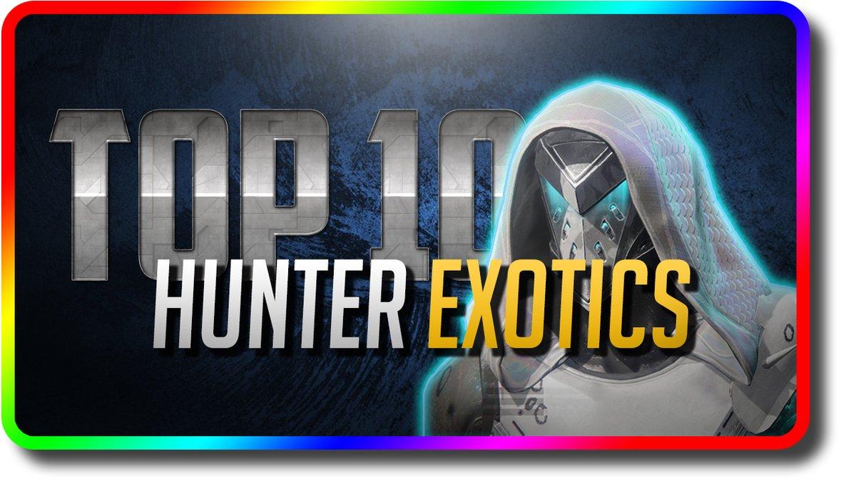 Destiny 2 Season of Dawn - Top 5 Hunter Exotics in PvE & PvP (Destiny 2 Best Hunter Exotic Armor) https://youtu.be/9qpGsFL-f_w . #destiny #destiny2 #shadowkeep #gaming #videogames #bungie #PS4gamer  #gamer #destinythegame #bungiedestiny #hunter #shadowkeep #streamer #destiny2gameplaypic.twitter.com/qxqMmMdYGv