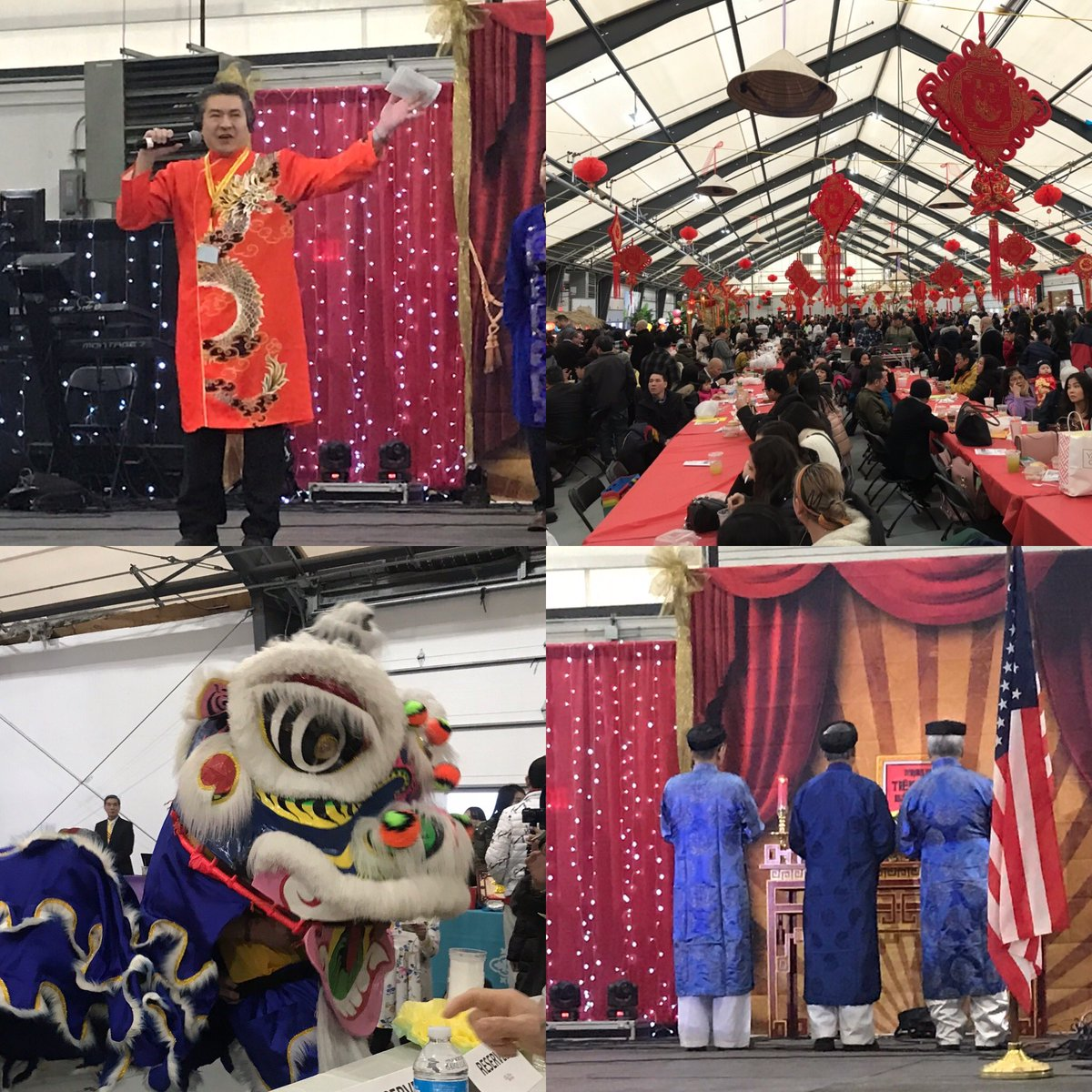 Another great celebration for Hội Chợ Tết 2020 - Vietnamese New Year Festival, organized by my good friend Tai Shaw and an army of volunteers. So much great food, music, dance, and culture. I really enjoyed the dragon dance, and the offering of gifts in ancestor worship 🐉💃🏽