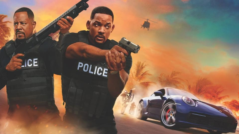 'Bad Boys For Life' Goes No. 1, Breaks Record with $68M Box Office Weekend swggr.us/badboys3