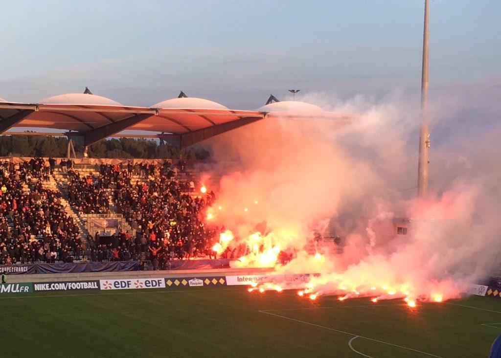 Athlético Marseille Rennes coupe de France