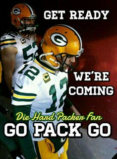 @packeverywhere NJ....Lots of #Packer fans here.....  Can't wait!  #GoPackGo #PackerRollCall